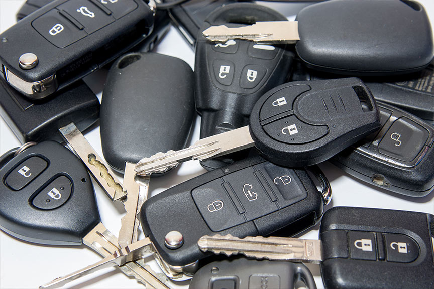 Automotive Car Key Locksmiths